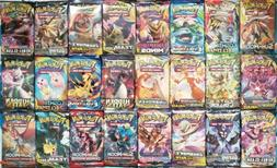Pokemon TCG 3 Booster Packs Lot - 10 Cards in Each Pack