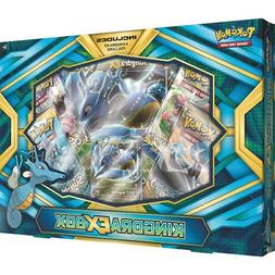 Kingdra EX Collection Box Pokemon TCG Cards 4 Booster Packs