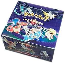 Pokemon Trading Card Game Legendary Collections Booster Box