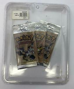 WOTC Pokemon Fossil 3 Booster Pack LONGPACK UNWEIGHED Retail
